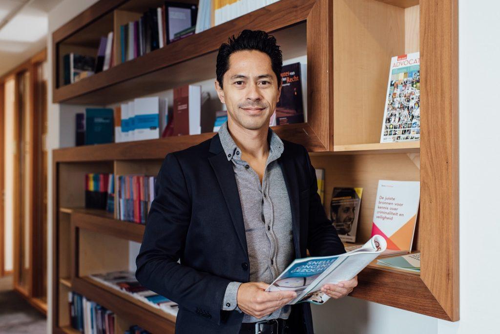 Steven Nooy groei juridische uitgeverij